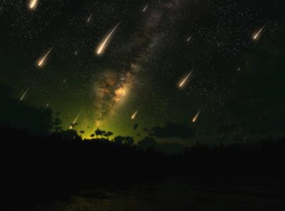 meteorski tuš