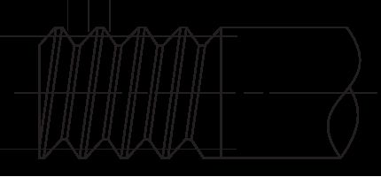 filo metrico