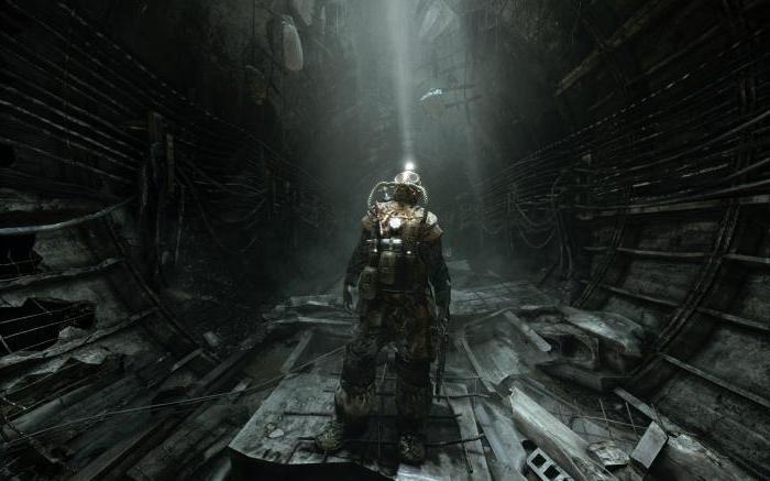 Metro 2033 posljednji zahtjevi sustava svjetla