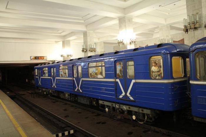 метро Низхни Новгород схема