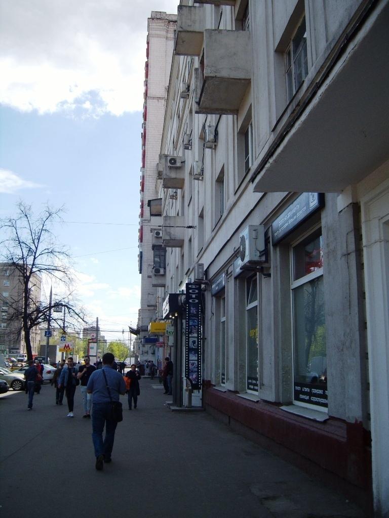 Via Aviamotornaya