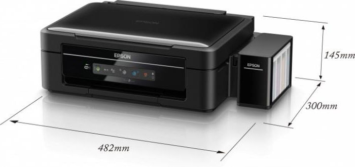drukarka epson l366