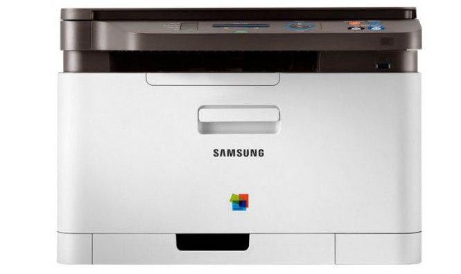 Stampante Samsung CLX 3305