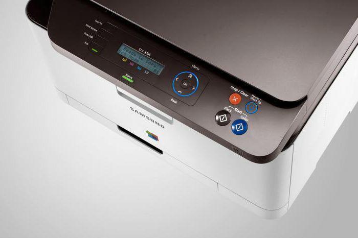 Samsung CLX 3305 cartuccia