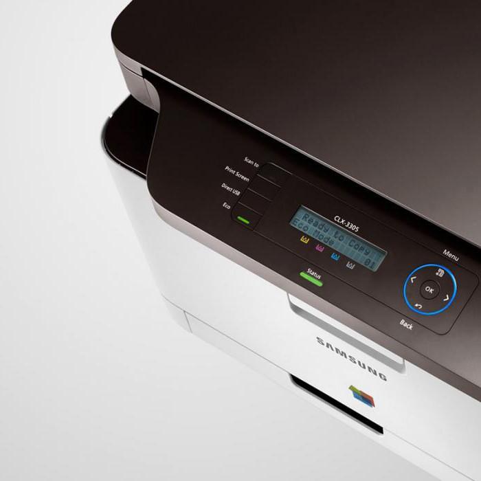 Toner per Samsung CLX 3305