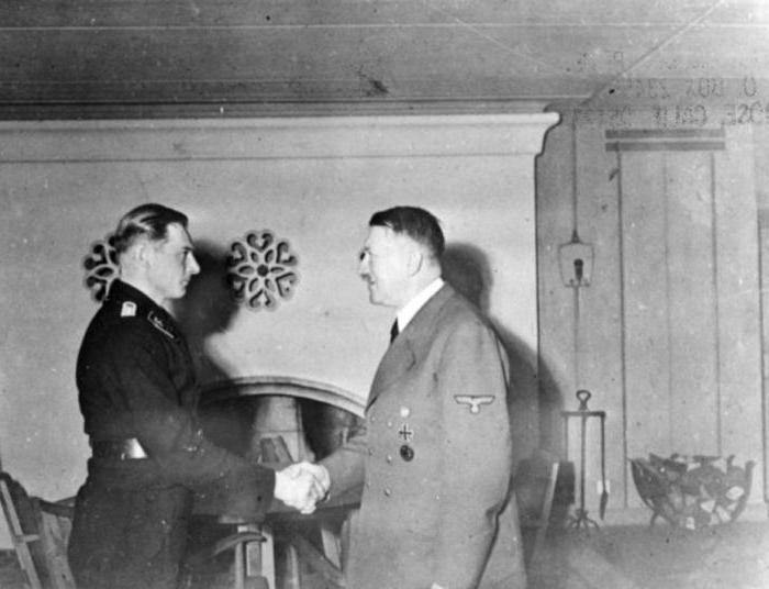 Майкъл Витман Hauptsturmführer
