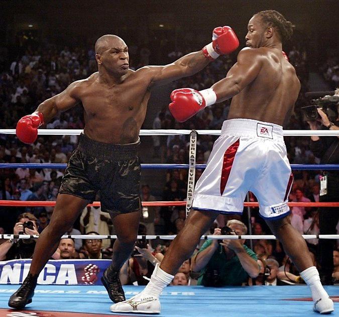 Mike Tyson v těch nejlepších letech