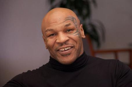 Mike Tyson Celebrity Height