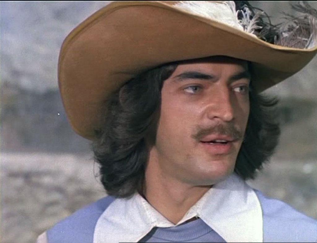 Vloga d'Artagnana