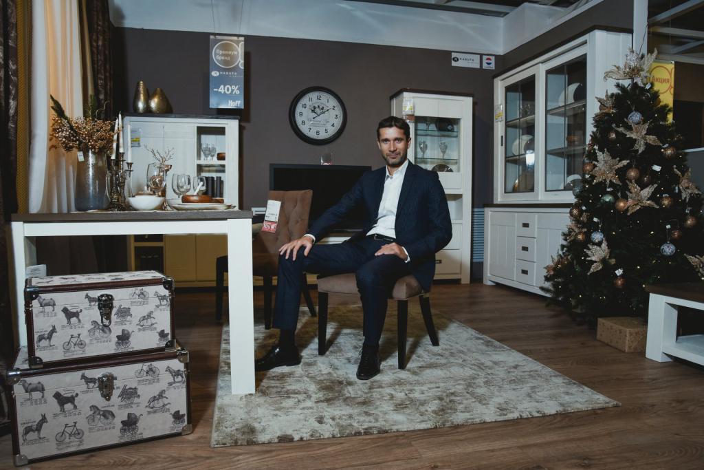 Kuchment e i suoi mobili