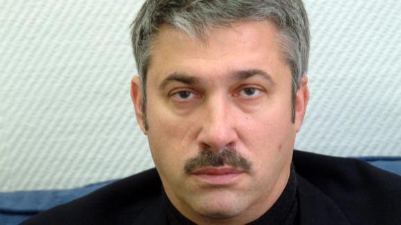 Микхаил Иуриев на РСН