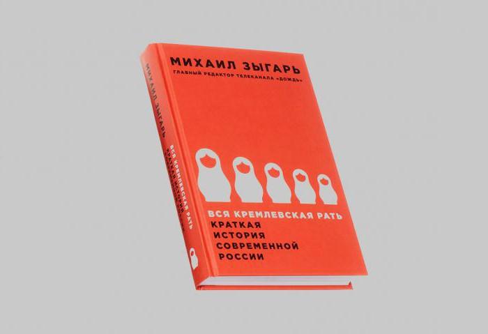 Zygar Mikhail Viktorovich