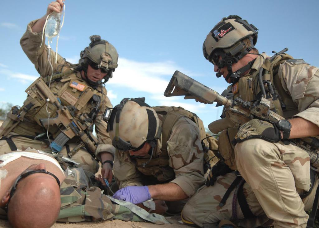 vojaško medicino