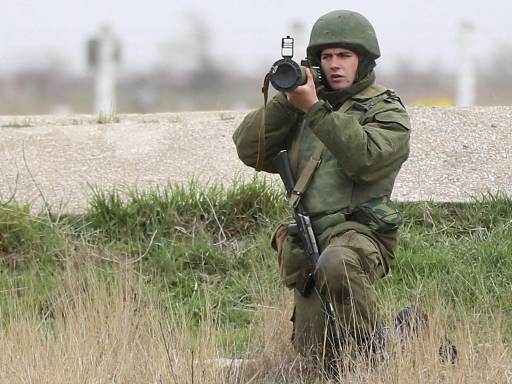 Ruski vojak