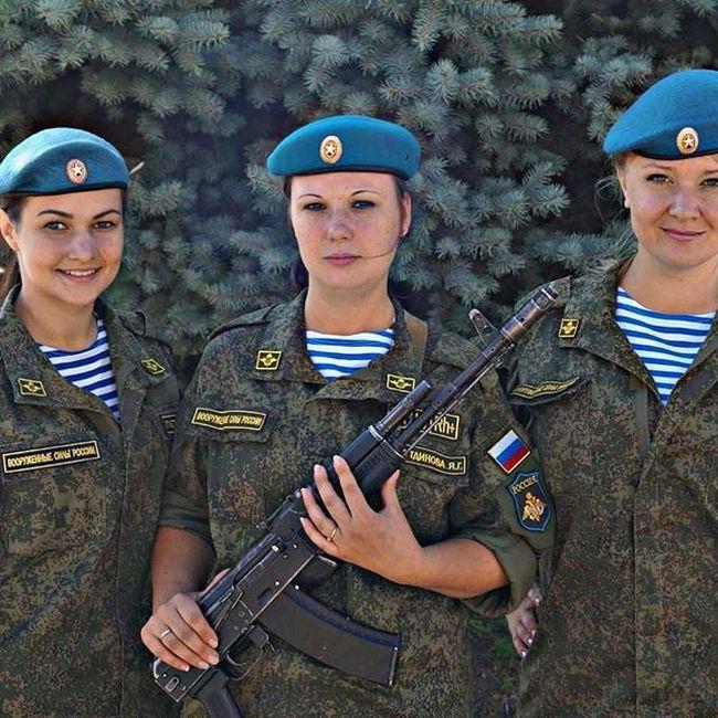 ženske v vojski