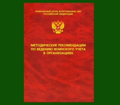 vojaške računovodske smernice