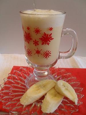 ricetta al milkshake alla banana