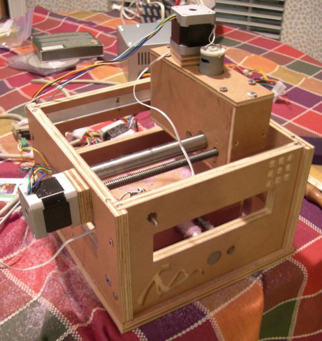macchine per la lavorazione del legno fatte in casa