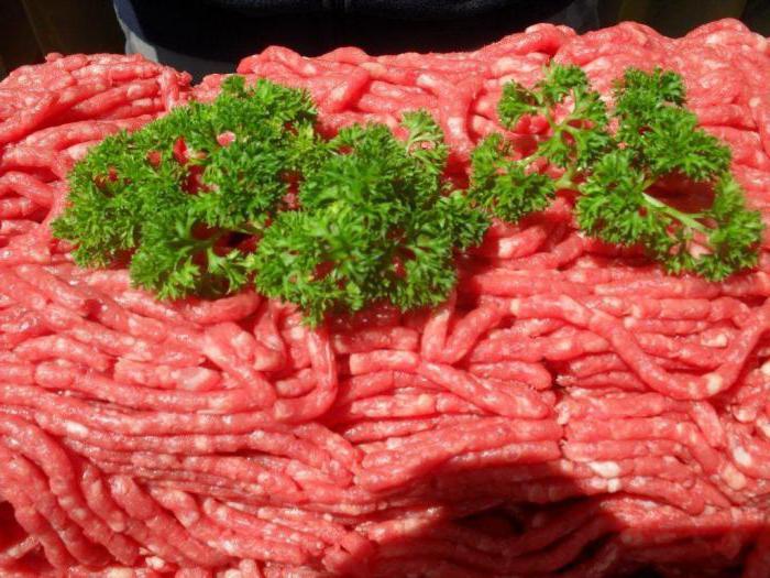 мляно месо от говеждо месо във фурната