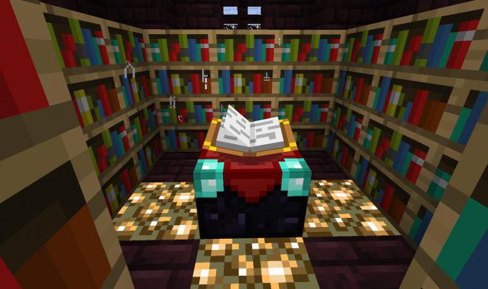 Knjiga čarobnjaka za Minecraft