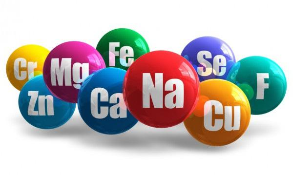 mineralne tvari