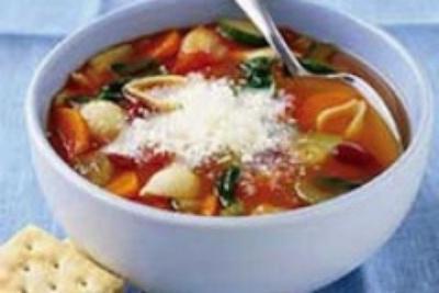 przepis na zupę minestrone