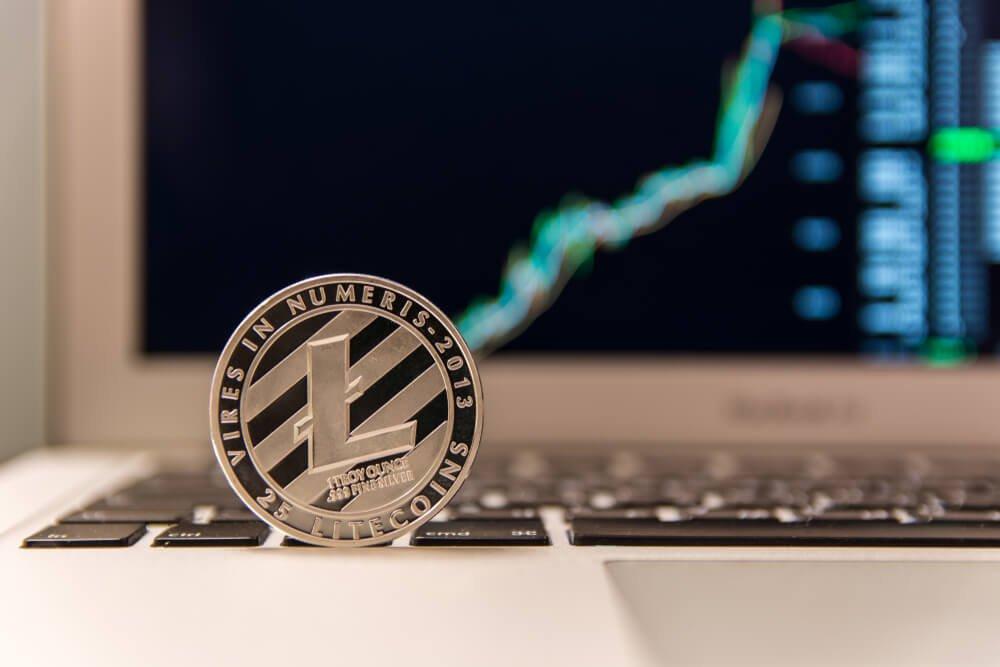Извличане на криптовалута на litecoin
