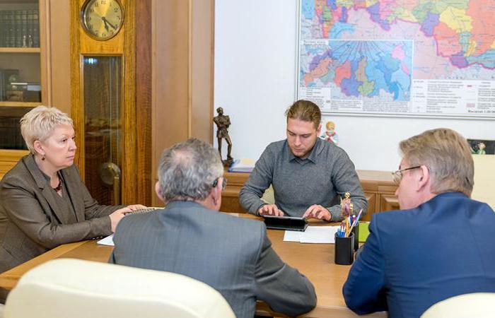 novi minister za izobraževanje rusije