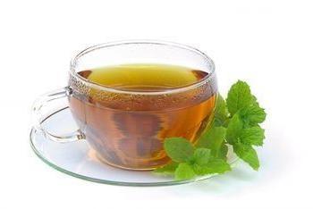 tè alla menta durante la gravidanza