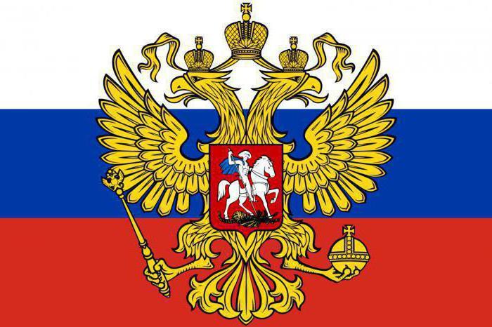 caratteristiche della moderna divisione amministrativa territoriale della Russia