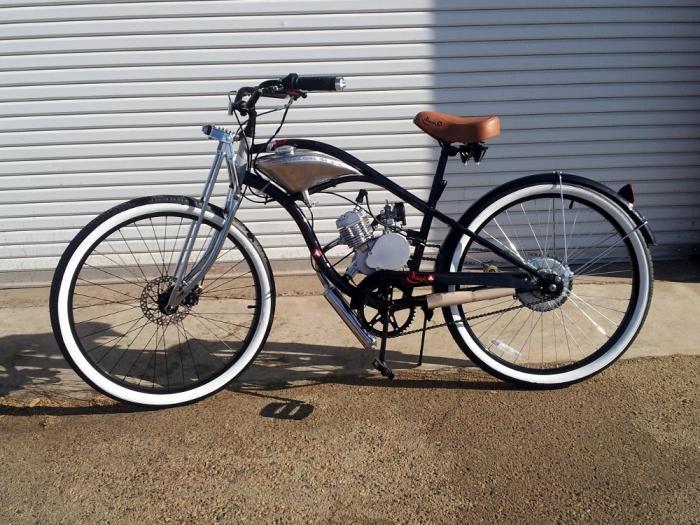 motore della bici