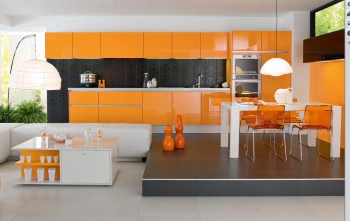 модерен кухненски дизайн