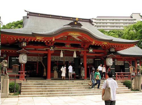 glavna religija Japana