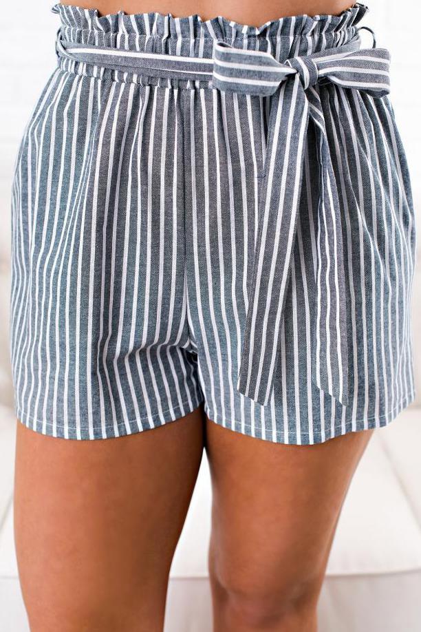 Šortky na nohavicích