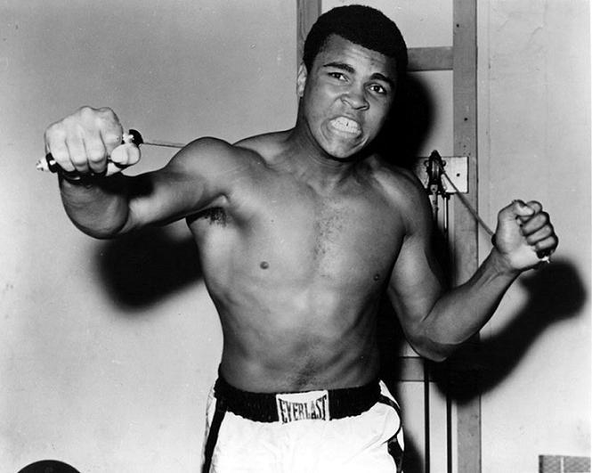 Mohammed Ali cita