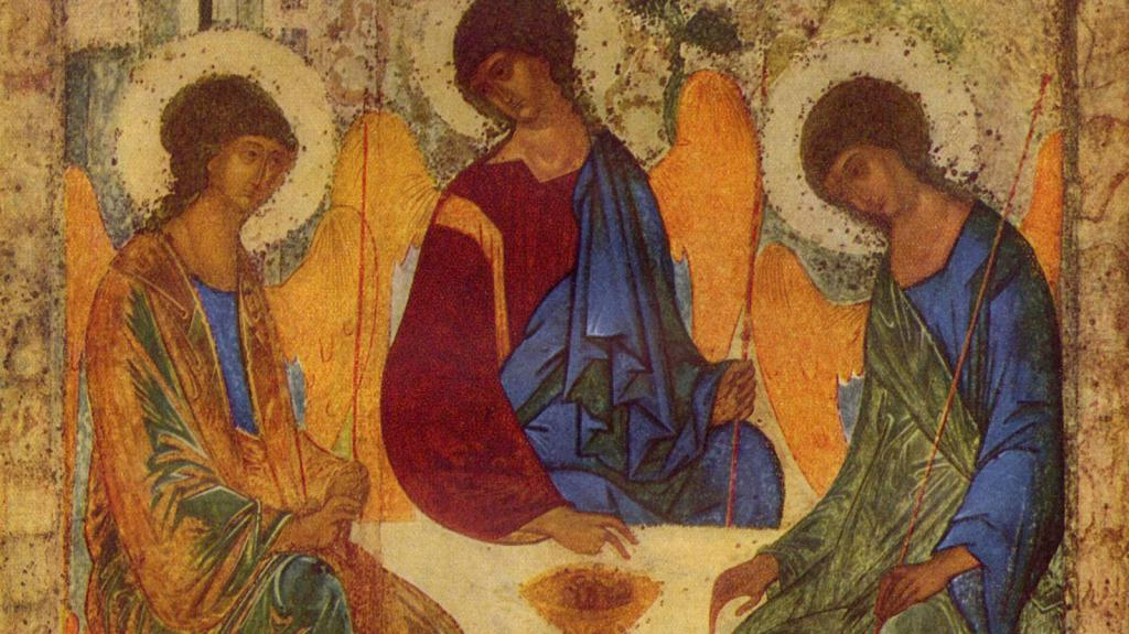 icona della Trinità