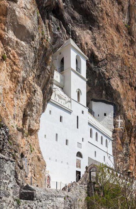 fortezza del monastero come arrivare