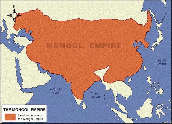 Монголско царство