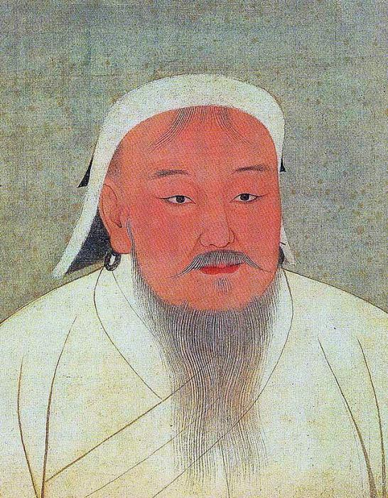 Монголско царство Џингис Кана