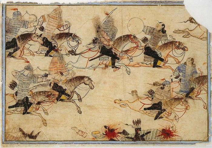 Канови Монголског Царства