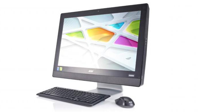 computer monoblocco