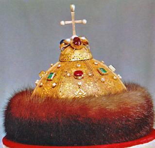 Il cappello di Monomakh
