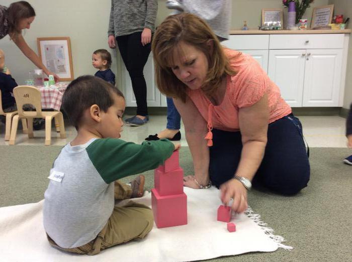 Przedszkole Montessori