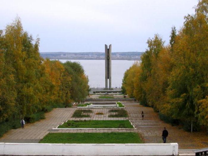 Споменик народног пријатељства Истхевск