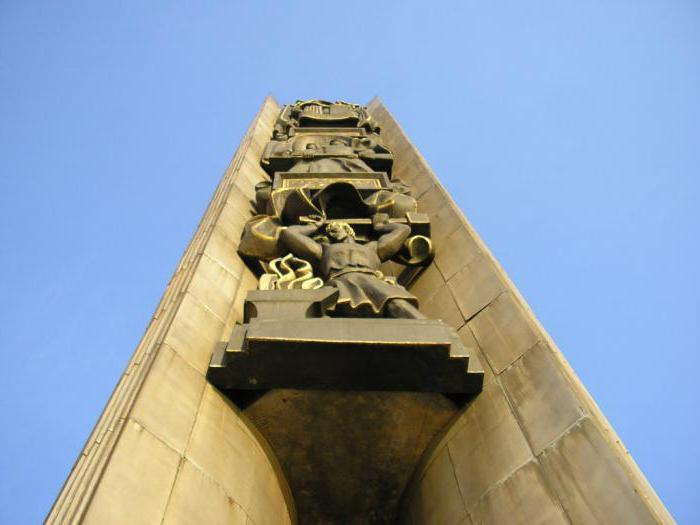 Ижевски споменик пријатељства народа