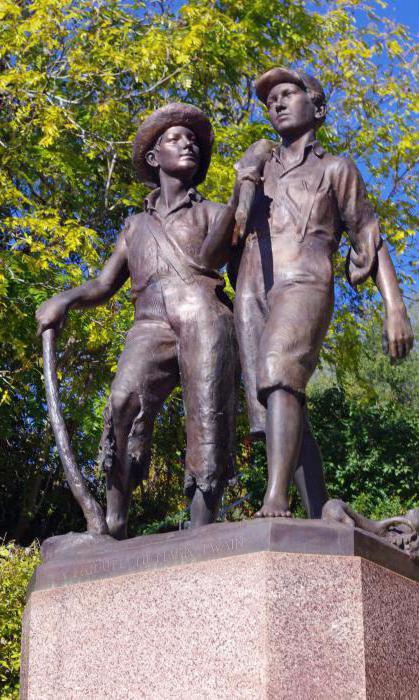 monumento agli eroi letterari