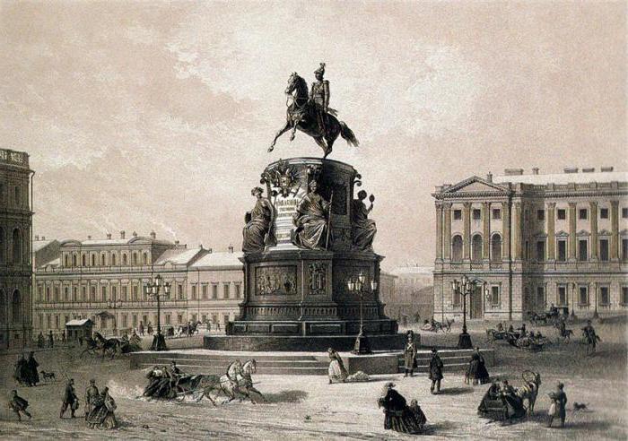 Spomenik Nikoli 1 na Izakovem trgu