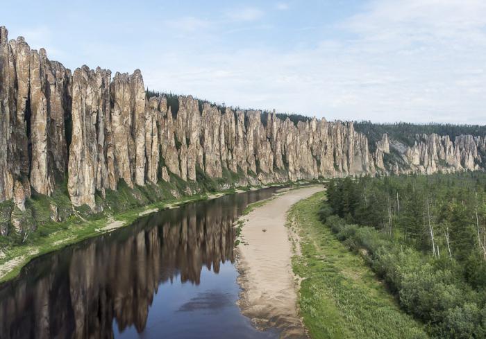 monumenti naturali della Russia