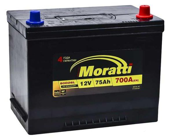 моратти 60а батерија