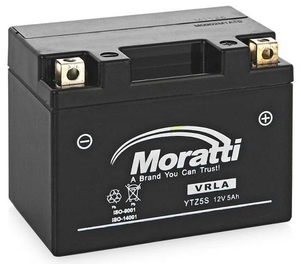 produttore di batterie moratti